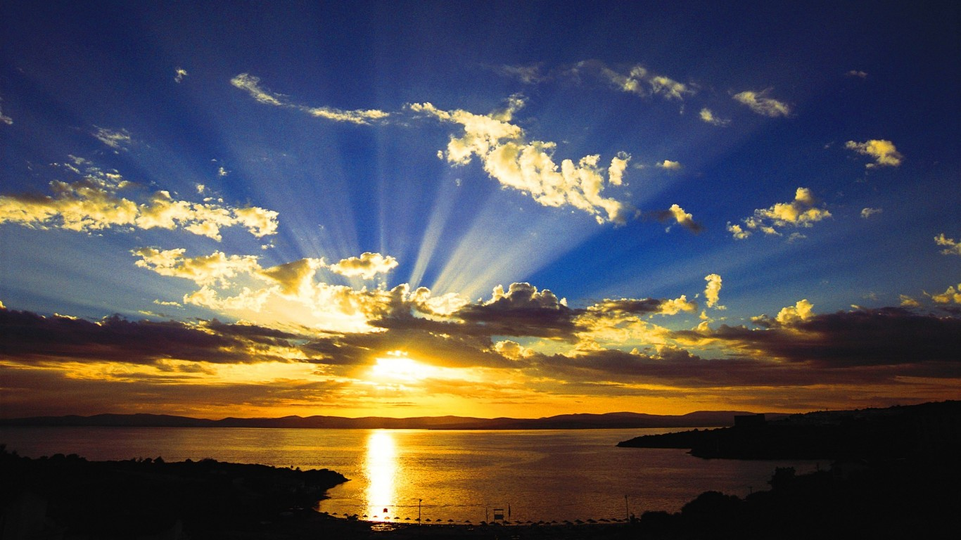 sunset_clouds_landscapes_nature_turkey_dalyan_1366x768_48142