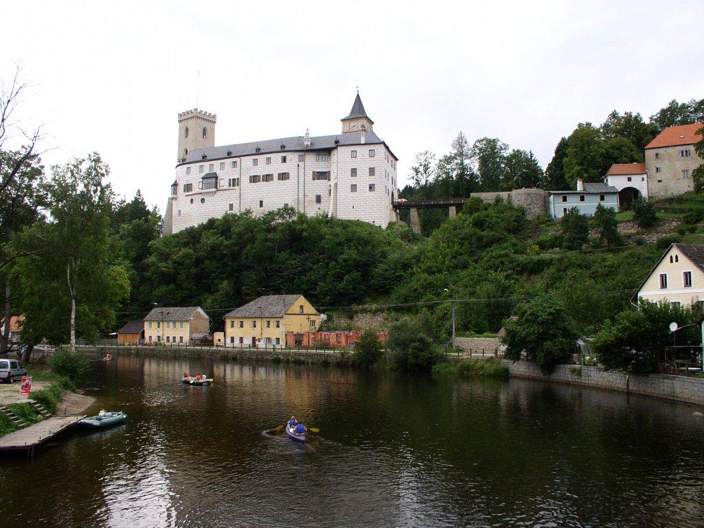 berounka zamek